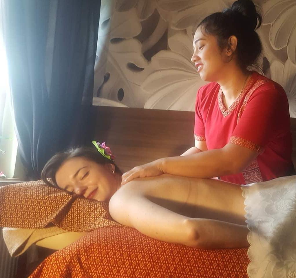 Salon Samui – Thajské masáže