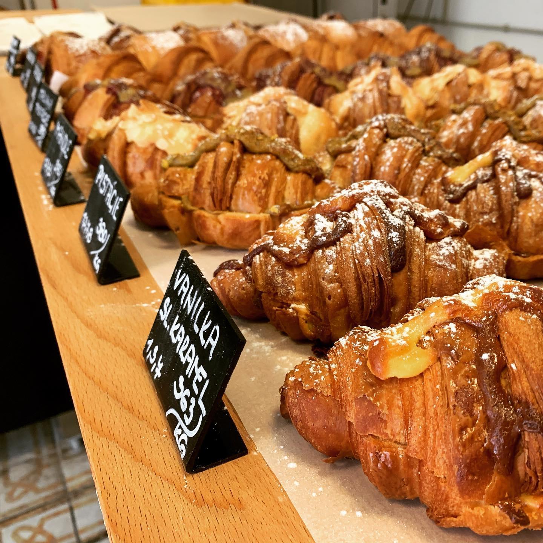 Croûte, řemeslná pekárna