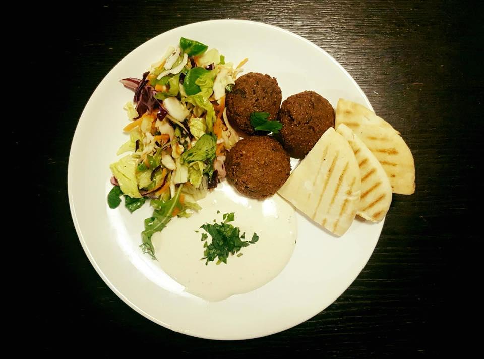 Vegetarian Bistro Satyr