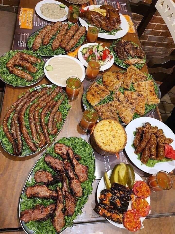 Libanonská restaurace Cedr
